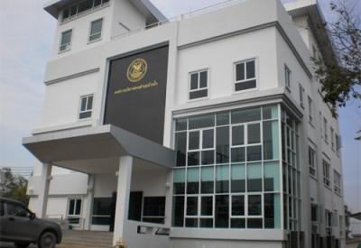 อาคารที่ทำการ องค์การบริหารส่วนตำบลบ้านงิ้ว บริษัทเก็บขยะติดเชื้อ